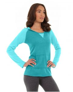 Miko Pullover Hoodie-S-Blue