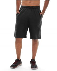 Pierce Gym Short-34-Black