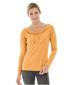 Mona Pullover Hoodlie-XS-Orange