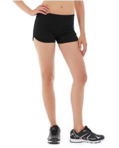 Fiona Fitness Short-32-Black